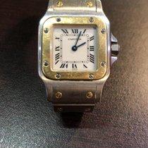 Cartier Santos Galbée 1567 1990 pre-owned