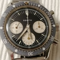 Zenith A277 Chronograph Vintage 1969 pre-owned
