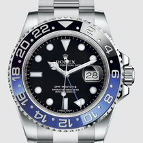 Rolex GMT-Master II 116710BLNR New Steel 40mm Automatic