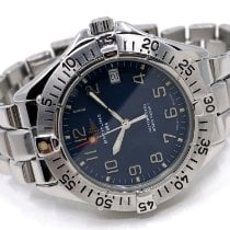 Breitling Colt Automatic Steel 38mm Blue