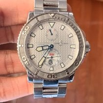 Ulysse Nardin Maxi Marine Diver pre-owned 43mm White Date Steel