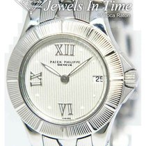 Patek Philippe Neptune Steel 27mm Silver Roman numerals United States of America, Florida, 33431