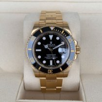 Rolex Submariner Date 116618LN 2008 pre-owned