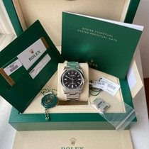 Rolex Oyster Perpetual 36 Steel 36mm United Kingdom, Broadstairs