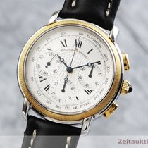 Maurice Lacroix Masterpiece Gold/Steel 40mm Silver