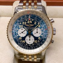 Breitling Navitimer Cosmonaute D12022 Very good Steel 41.5mm Manual winding