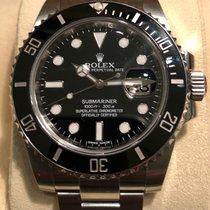 Rolex 116610LN Zeljezo 2016 Submariner Date 40mm rabljen