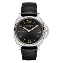 Panerai Luminor Due nuevo 2020 Cuerda manual Reloj con estuche y documentos originales PAM00676