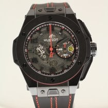 Hublot Big Bang Ferrari All Black - NEW 2019 - n.p. € 26.900,-