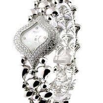 Chopard 10/6813 w Pushkin in White Gold with Diamond Bezel -...