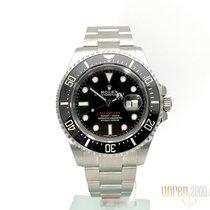 Rolex Sea-Dweller 4000 Сталь 43mm Чёрный