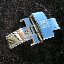 Tissot Stahl Steel 18mm Schliesse Buckle Faltschliesse I180...