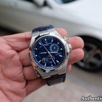 Vacheron Constantin overseas Blue dual time