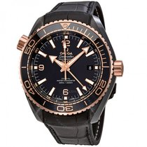 Omega Seamaster Planet Ocean Cegna Gold