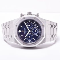 Audemars Piguet Royal Oak Chronograph Blue 25860ST