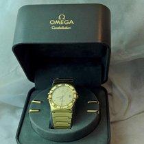 Omega Constellation with original  18ct golden bracelet