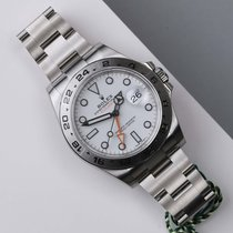 Rolex Explorer II NEW Polar Ref. 216570