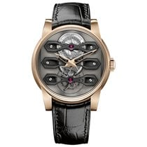 Girard Perregaux Bridges Oro rosado 45mm
