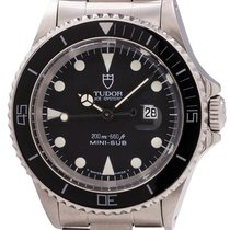 Tudor 73090 Steel Submariner 33mm