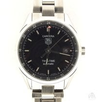 TAG Heuer Carrera Calibre 7 occasion 39mm Acier