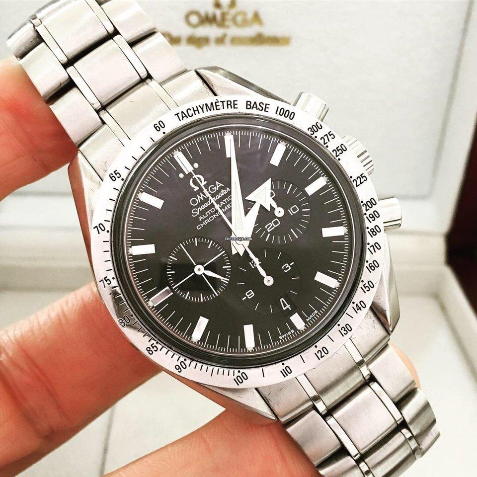 3f26e14f450 Omega Speedmaster Broad Arrow - Todos os preços de relógios Omega  Speedmaster Broad Arrow na Chrono24