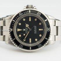 """Rolex Submariner 5513 """"Non Serif"""" No Date"""