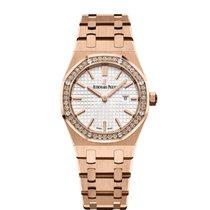 Audemars Piguet Royal Oak Lady new Quartz Watch only 67651OR.ZZ.1261OR.01