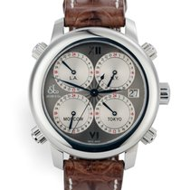 Jacob & Co. Automatic 2012 pre-owned Five Time Zone