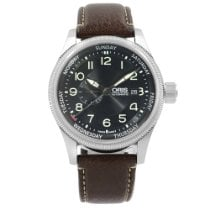 Oris Steel 44mm Automatic 745 7688 4034 LS new United States of America, New York, NYC
