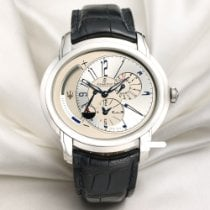 Audemars Piguet 26150PT.OO.D028CR.01 Platinum Millenary 47mm pre-owned United States of America, New York, NYC