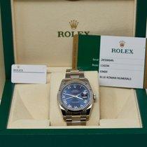 Rolex Datejust Steel 36mm Blue Roman numerals United States of America, California, Los Angeles