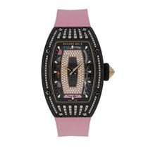Richard Mille RM 07 Ceramic 45.66mm Transparent No numerals United States of America, New York, New York