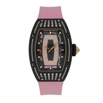 Richard Mille Women's watch RM 07 45.66mm Automatic new Watch with original box and original papers 2019