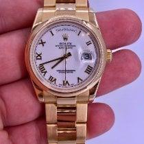 Rolex Day-Date 36 118208 2000 rabljen