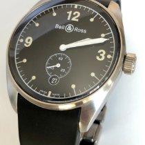 Bell & Ross Vintage Stahl 37.5mm Arabisch Schweiz, Genève