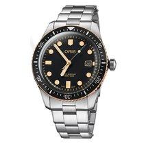 Oris Divers Sixty Five 01 733 7720 4354-07 8 21 18 new