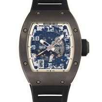 Richard Mille Titanium 39.3mm Automatic RM10 AH TI pre-owned