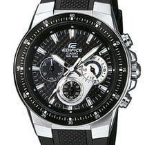 Casio Edifice Zeljezo 44mm Crn