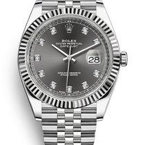Rolex Datejust 126334 Sin usar Acero y oro 41mm Automático