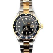 Rolex 16613 Staal 1991 Submariner Date 40mm tweedehands