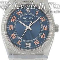 Rolex Air King 114234 2007 rabljen