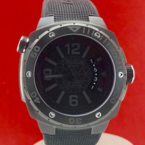 Alpina Avalanche Steel 48mm Black