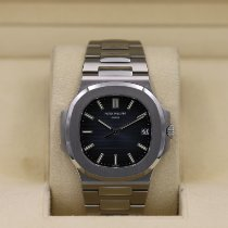 Patek Philippe Nautilus Steel 40mm Blue No numerals United States of America, Tennesse, Nashville