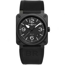 Bell & Ross BR 03-92 Ceramic BR03-92 BLACK MATTE CERAMIC new