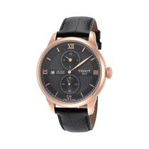 Tissot Le Locle Steel 39mm Black