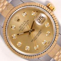 Rolex Datejust nov 1985 Automatika Sat s originalnom kutijom 16013