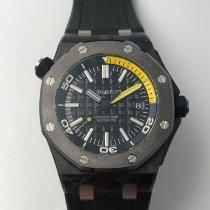 Audemars Piguet Royal Oak Offshore Diver Carbon 42mm Black No numerals Malaysia, Kuala Lumpur