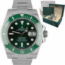 Rolex Submariner Date 116610 LV подержанные