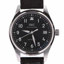 IWC Pilot's Watch Automatic 36 Aço