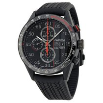 TAG Heuer Men's CAR2A83.FT6033 Carrera Watch